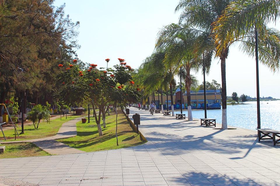 Lake, Nature, Tourism