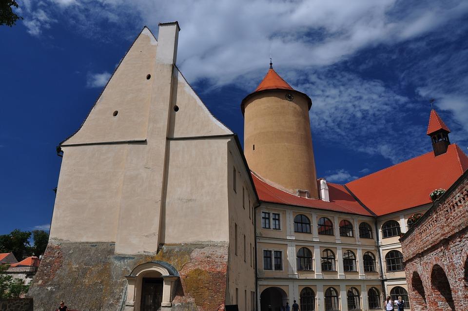 Tower, Castle, Monument, Old, Architecture, Tourism