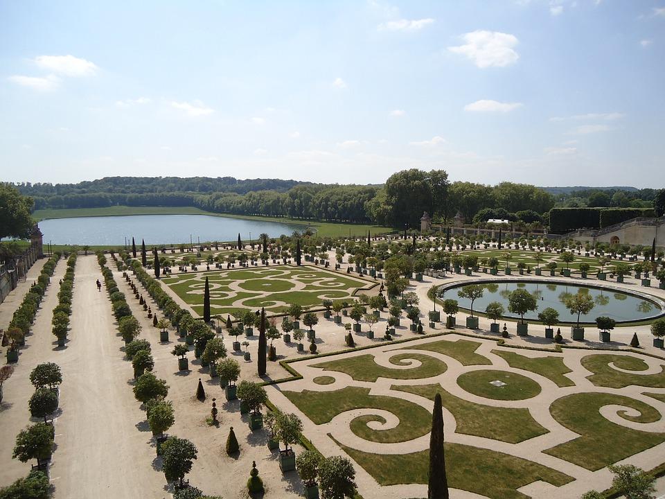 Versailles, Palace, Garden, Tourism