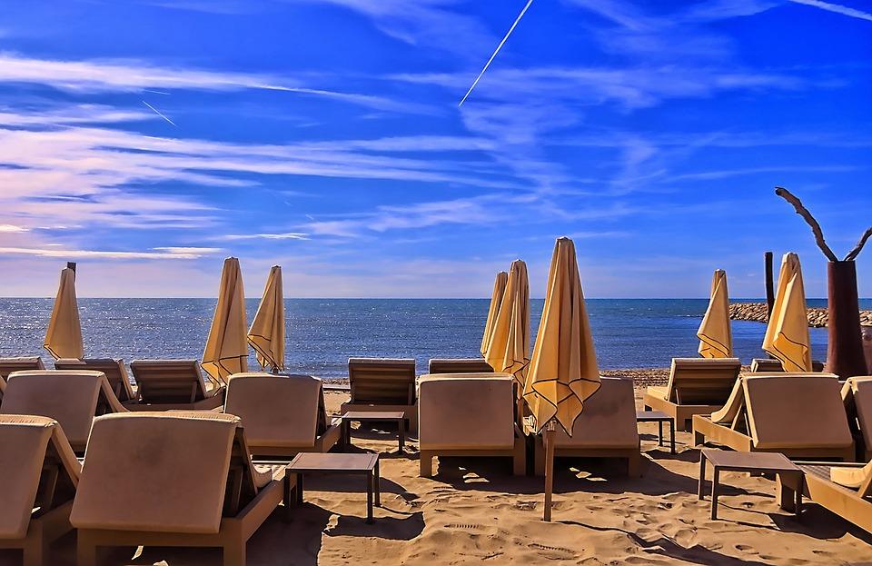 Vacancy, Travel, Sea, Tourism, Sun, Blue, Pleasure