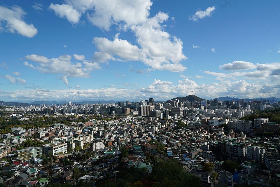 Seoul, Korea, Republic Of Korea, City, Tourism