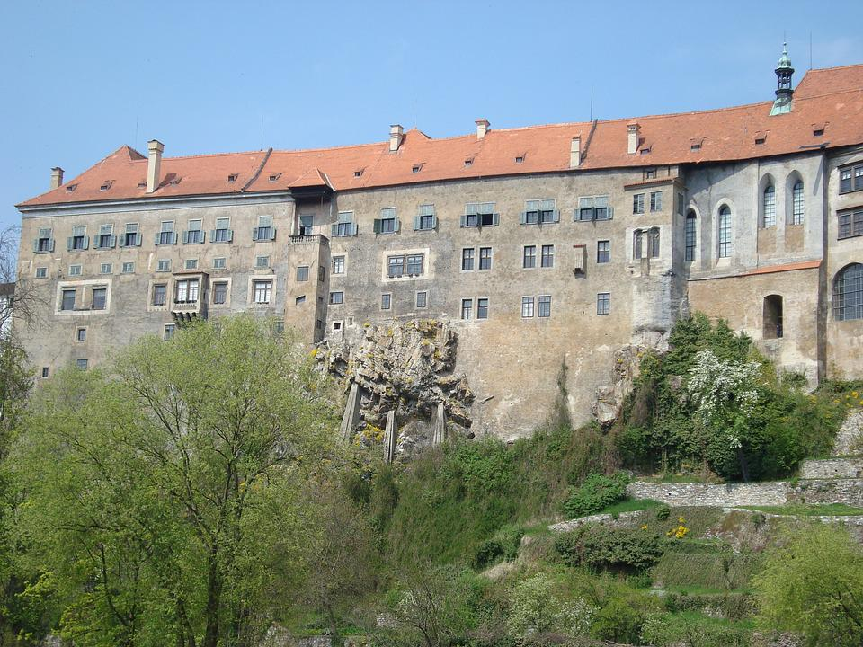 Castle, Sights, Building, Ruins, Tourism