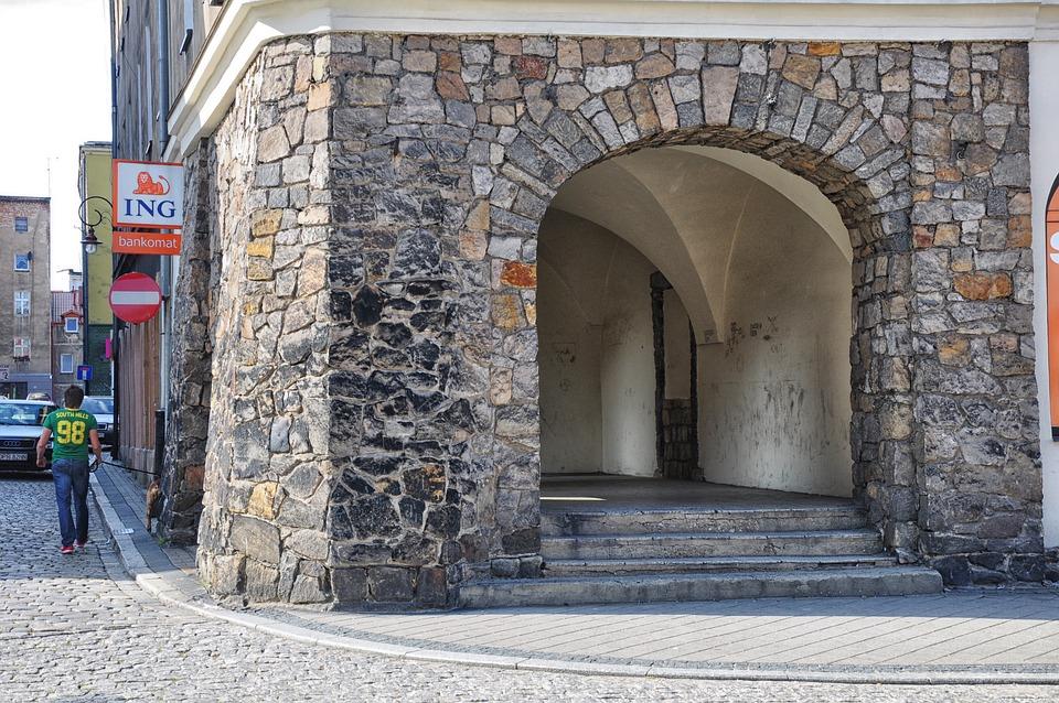 Kamienica, Gateway, Ladder, Tourism, The Market