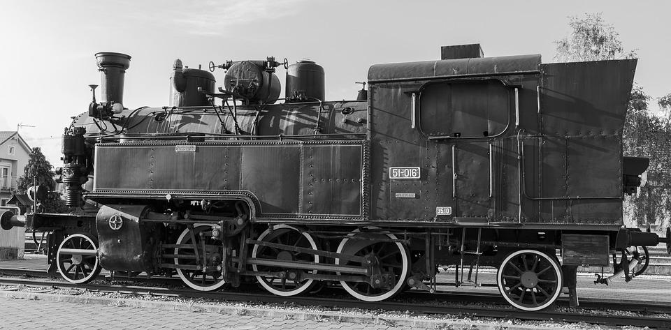 Locomotive, Railway, Travel, Croatia, Tourism, Europe