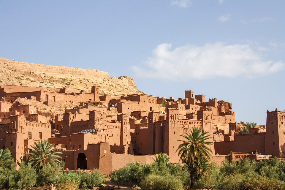Morocco, City, Architecture, Tourism, Travel, Landmark