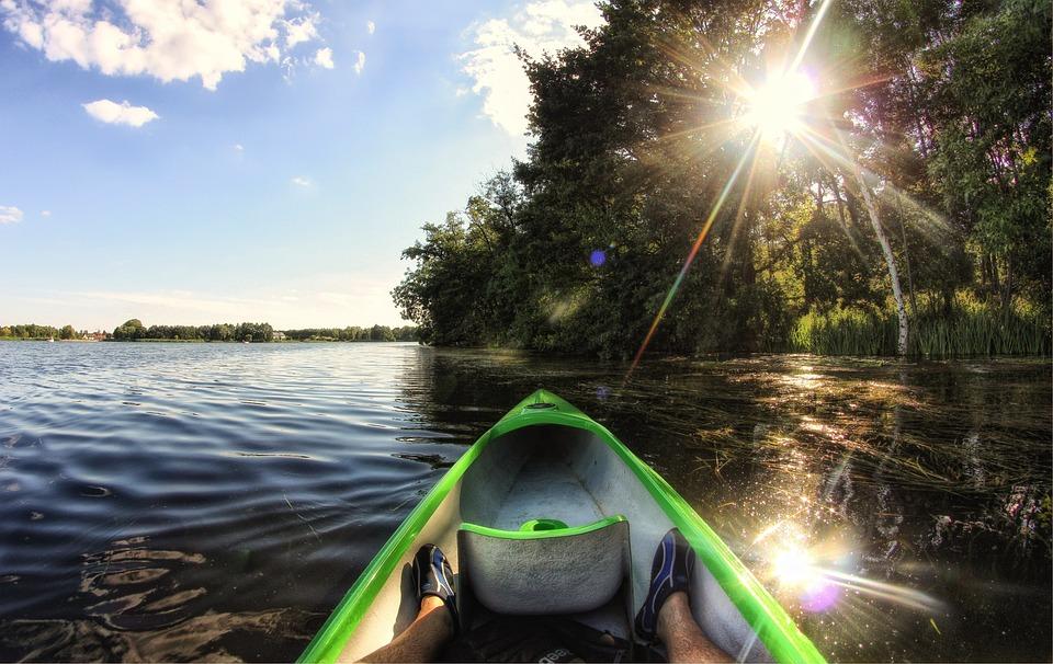 Water, Kayak, Holiday, Rafting, Tourism, Canoe Trip