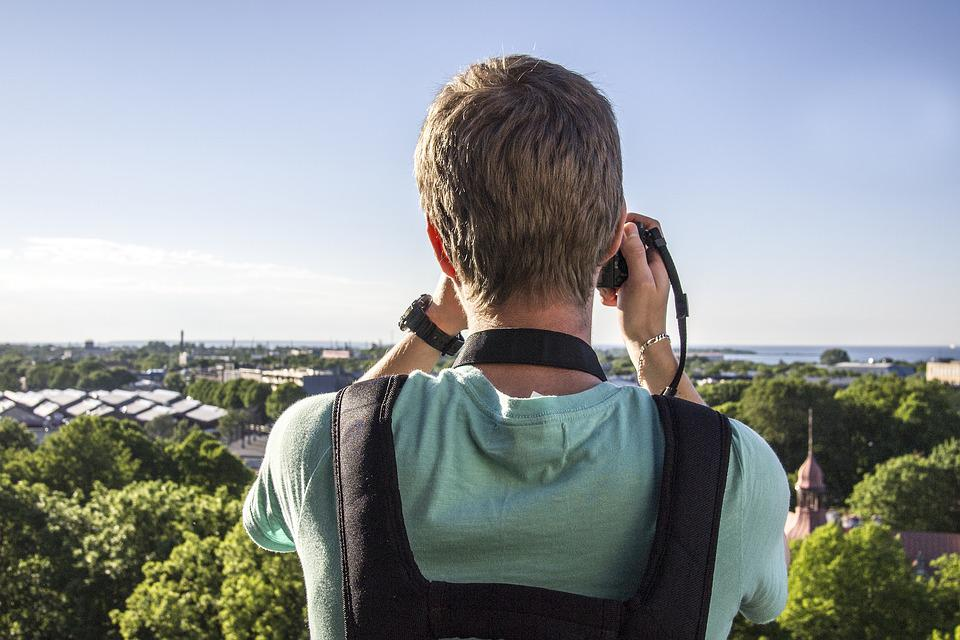 Photographer, Tourist, Explore, Make Photo, Photo