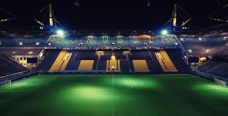 Stadium, Gymnasium, Sport, Football, Tournament, Soccer