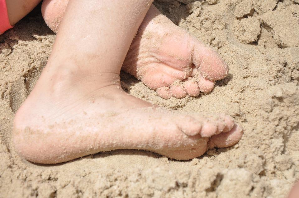 Feat, Tow, Sand, Beach, Summer, Relax, Summer Beach