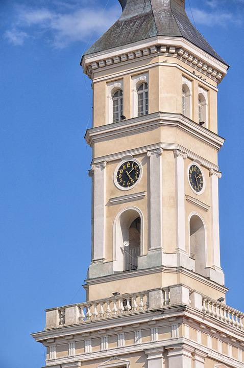 Tower, The Town Hall, Town Hall Tower, Architecture