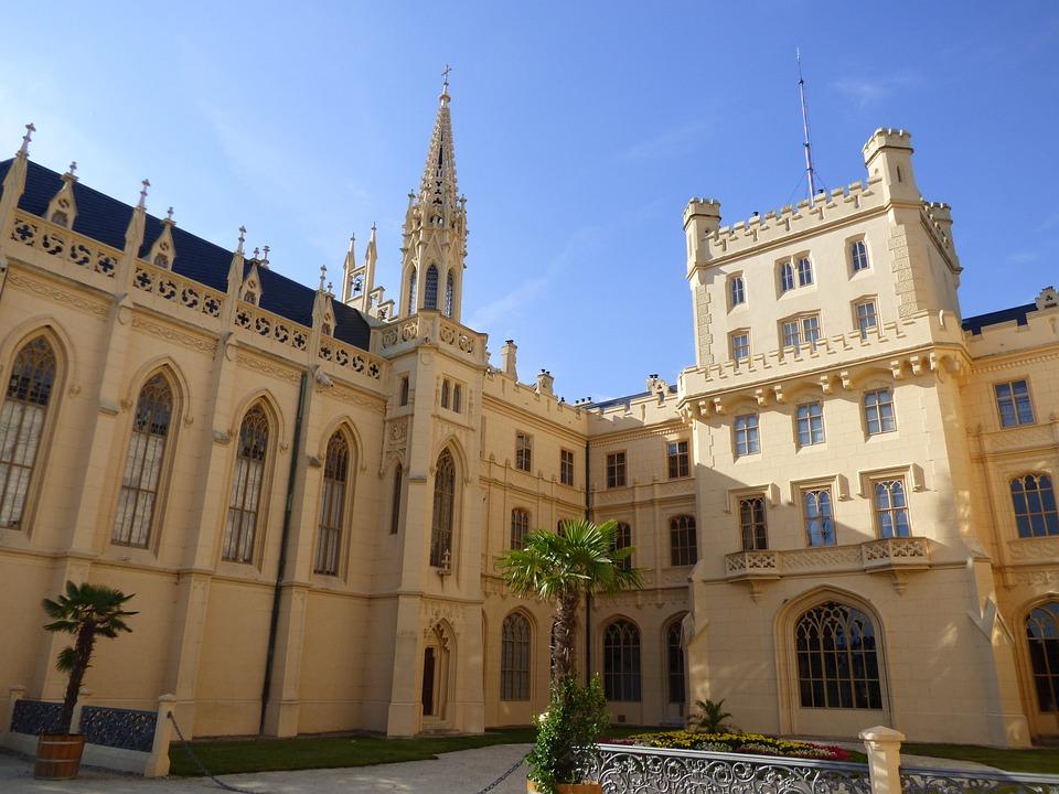 Building, Castle, Palma, Tower, Architecture, Monument