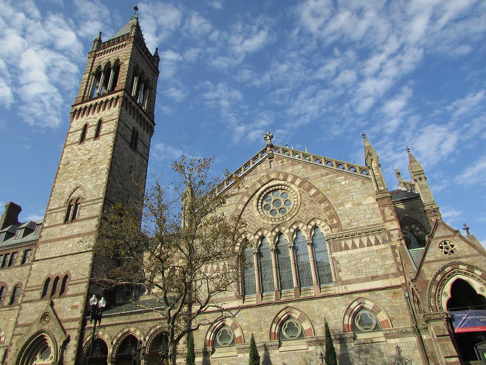 Church, Old Church, Architecture, Religion, Tower