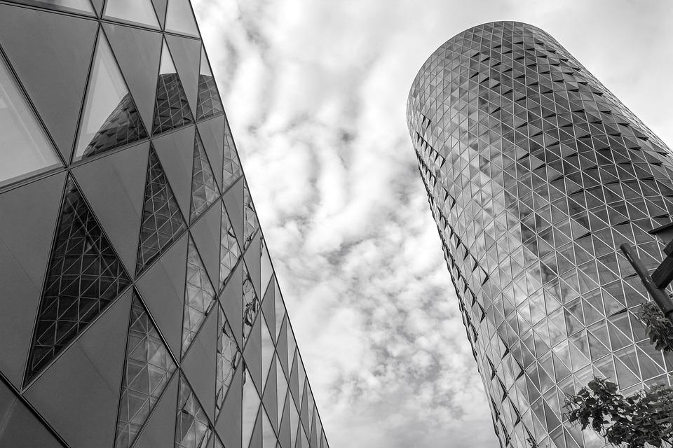 City, Building, Tower, Architecture, Skyscraper, Urban