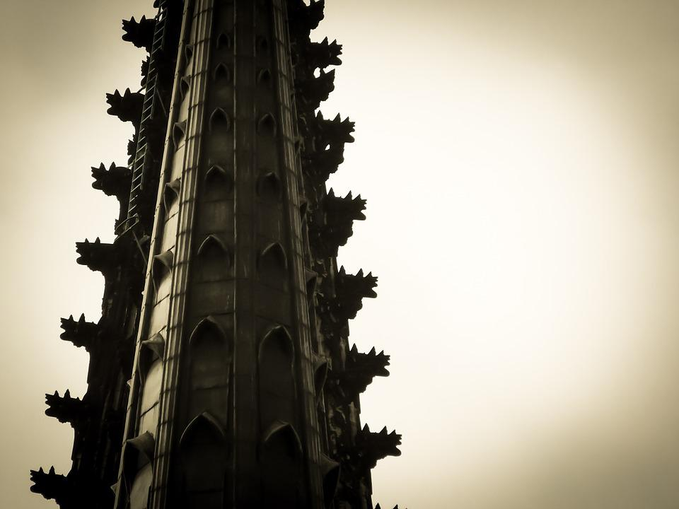 Tower, Cologne Cathedral, Dom, Cologne, Church, Steeple