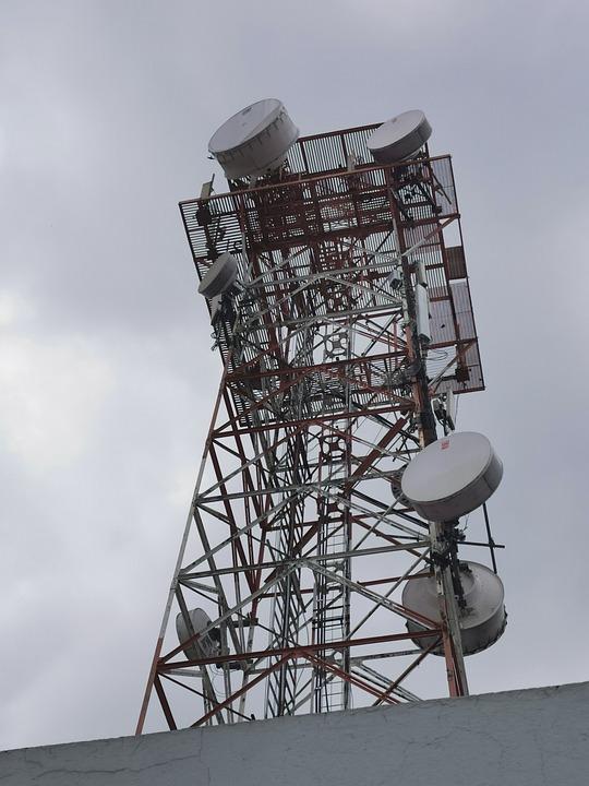 Antenna, Tower, Communication
