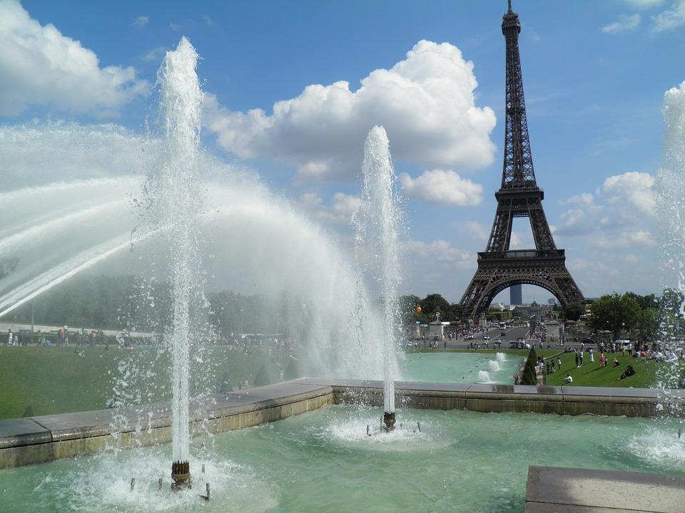 Paris, Tower, Eiffel Tower, Eiffel
