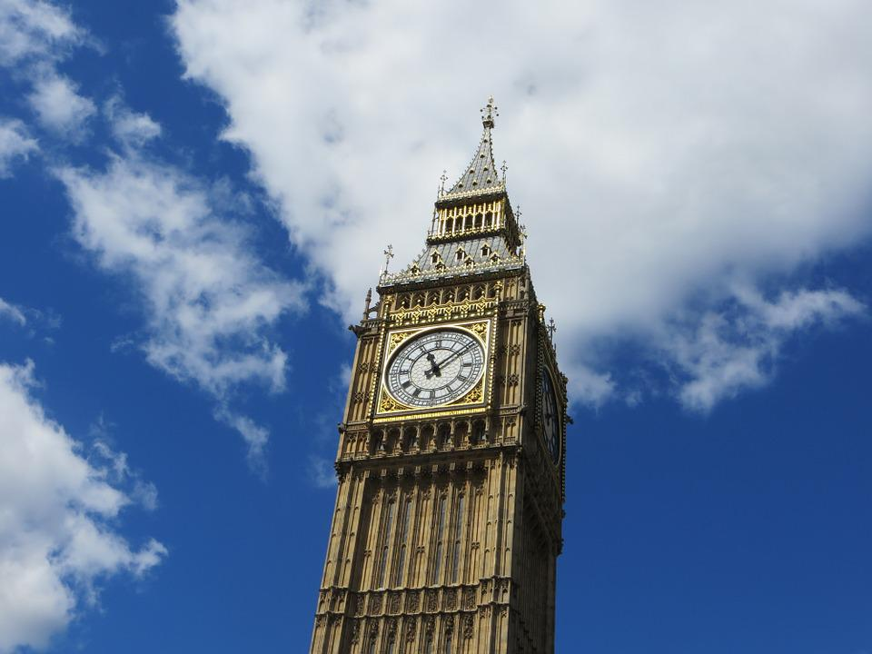 Big Ben, London, Landmark, England, Travel, Tower