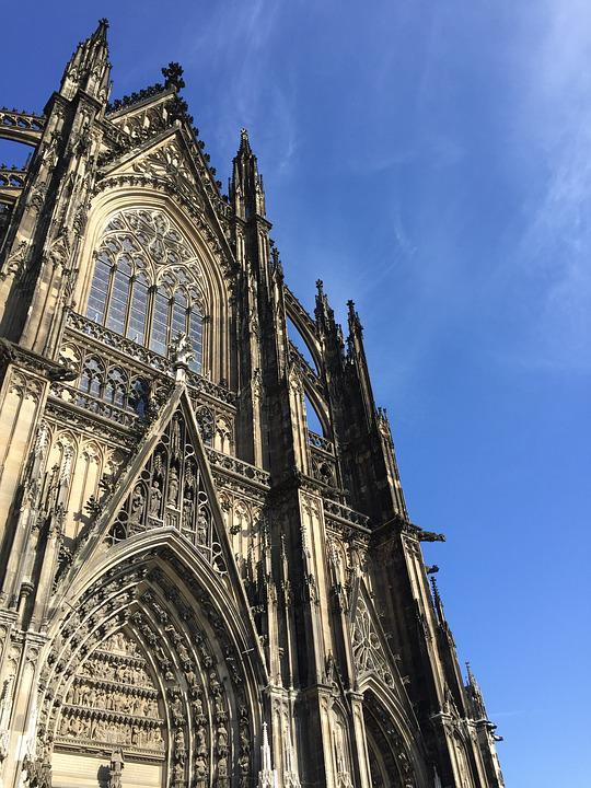 Cologne, Tower, Germany, Cathedral