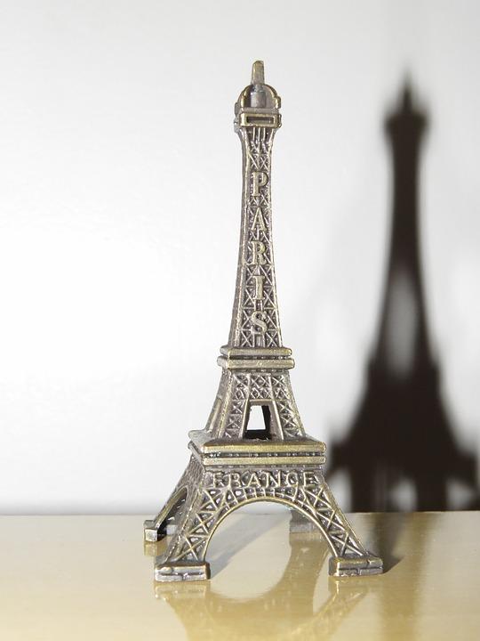 Europe, Earth, France, Tower, Paris, Landscape