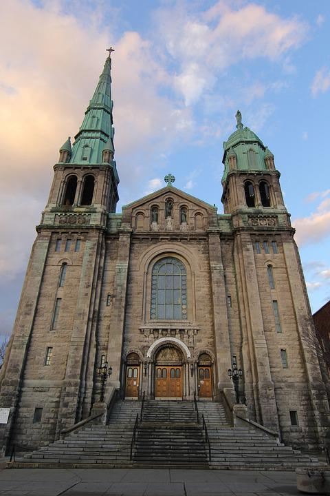 Architecture, Religion, Cathedral, Travel, Tower