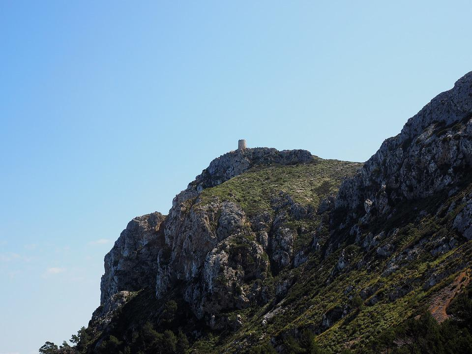 Watchtower, Talaia D'albercuix, Tower, Mallorca