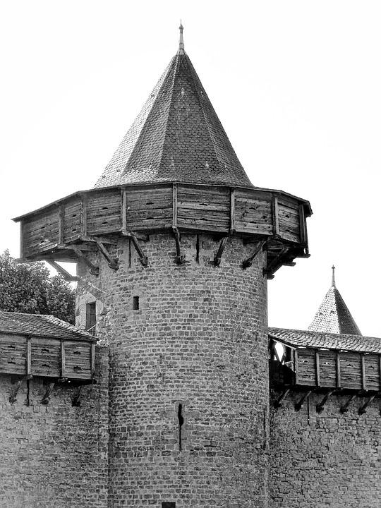 Turret, Defences, Spire, Tower, Fortification, Fortress