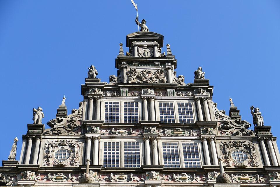 Bremen, Town Hall, Historically, Architecture