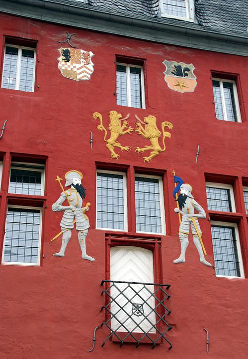 Bad Münstereifel, Town Hall, Jewellery, Painting, Home