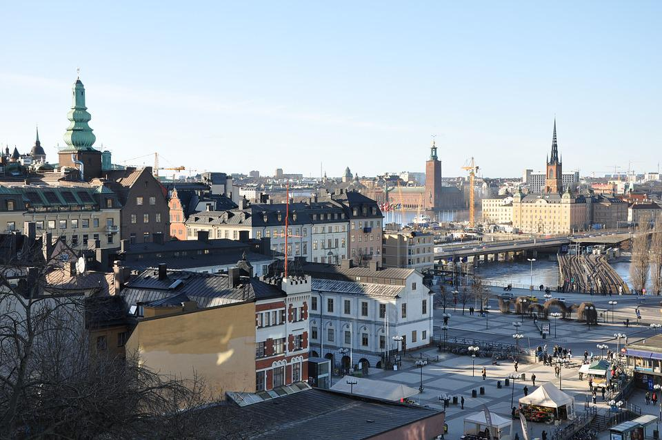 Architecture, City, Travel, Townscape