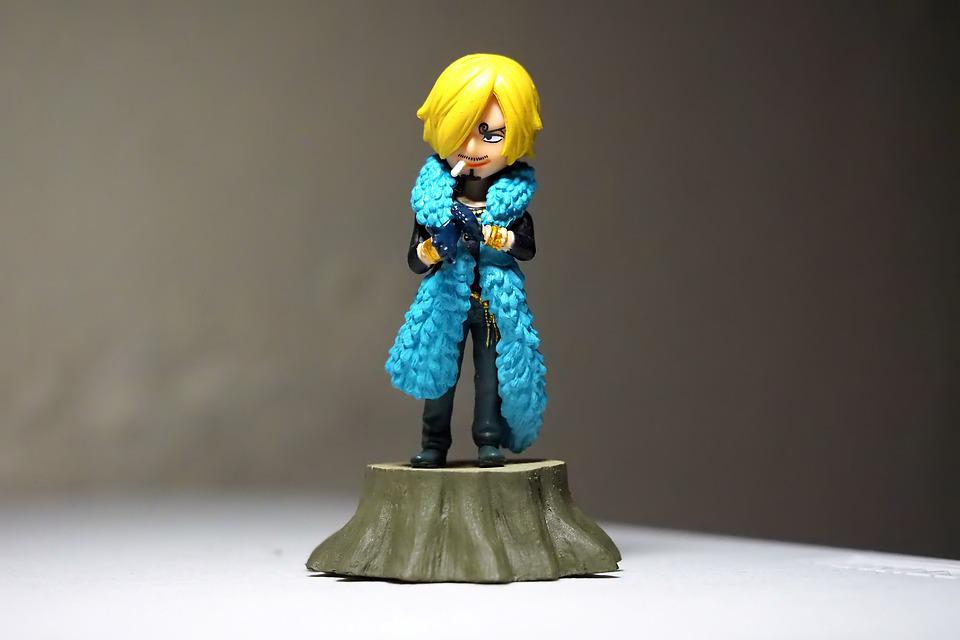 Male Adult Man Toy Figurine Japanese Anime