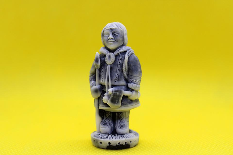 Statuette, Netsuke, Toy, Sculpture, Collection