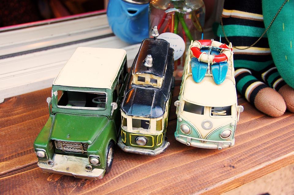 Miniatures, Car Model, Toy, Model