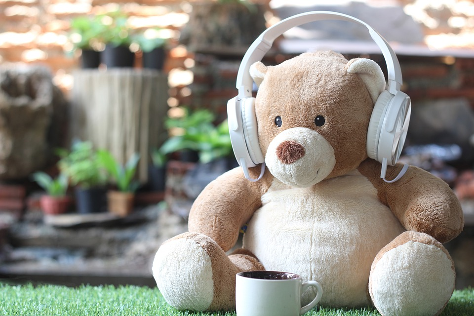 Toy, Music, Listen, Musical, Sound, Background, Audio