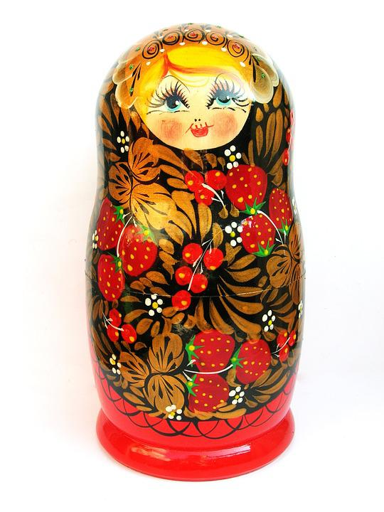 Matrioshka, Russia, Toy