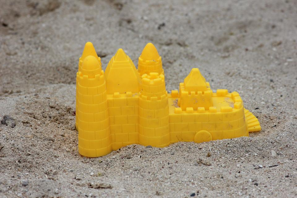 Sand Toy, Toy, Sand Mold, Beach Toy