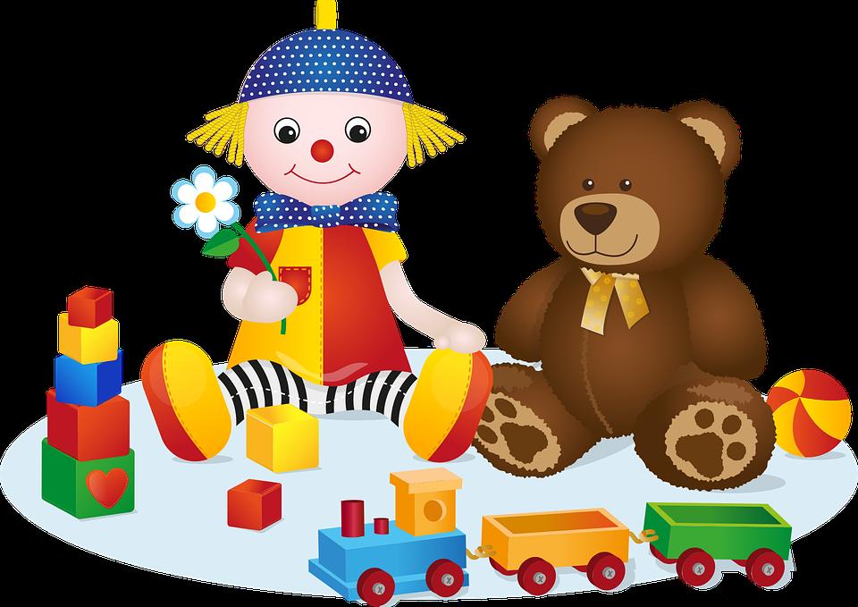 Toy Toys, Doll, Teddy Bear, Brick Bricks, Block Blocks