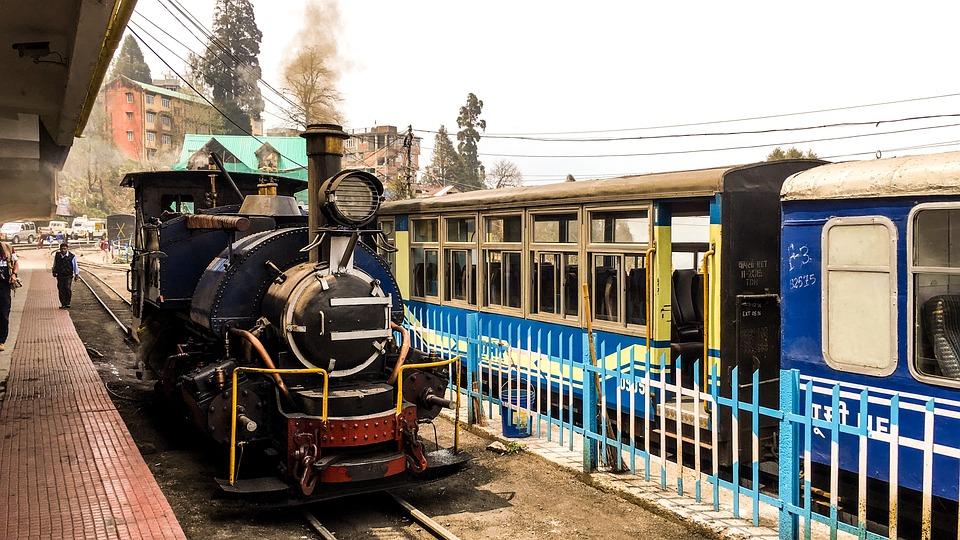 Toy Train, Darjeeling, Train, Smoke, Coal Train, Engine