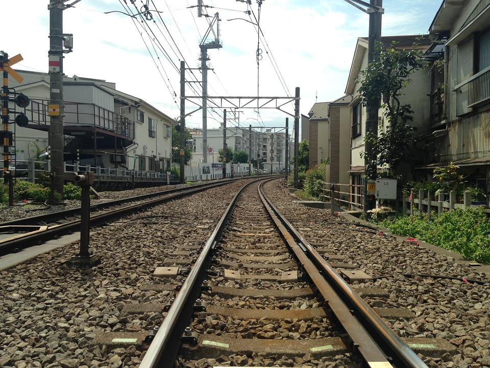 Track, Toyoko, From Crossing