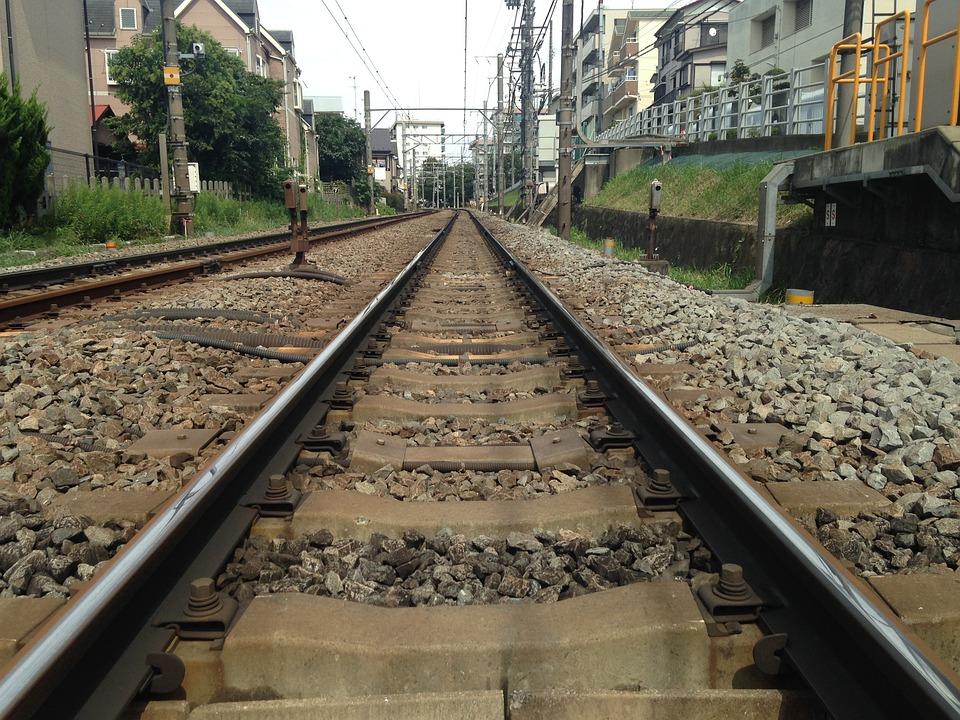 Track, Low Angle, Toyoko