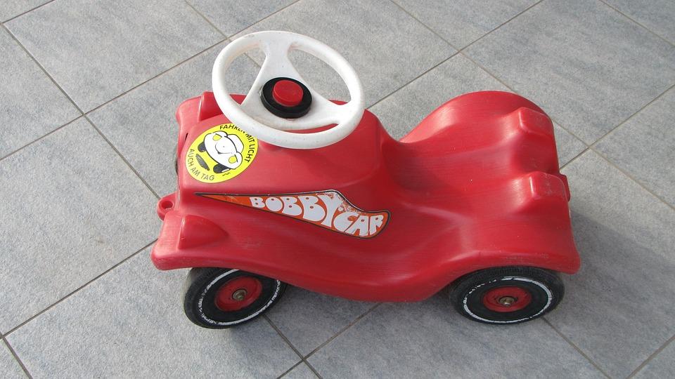 Bobby Car, Children's Vehicles, Vehicles, Toys