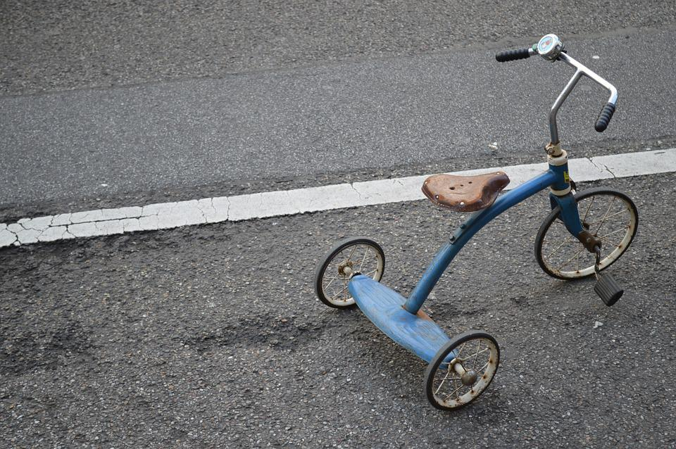 Tricycle, Monnem Bike, Toys