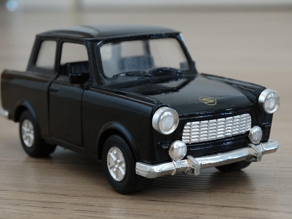 Satellite, Ddr, Auto, East Germany, Classic, Trabi