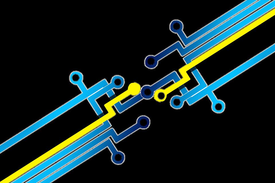 Board, Circuits, Trace, Control Center, Cpu, Pc