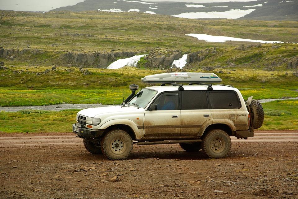 Iceland, Toyota, 4x4, Adventure, Track