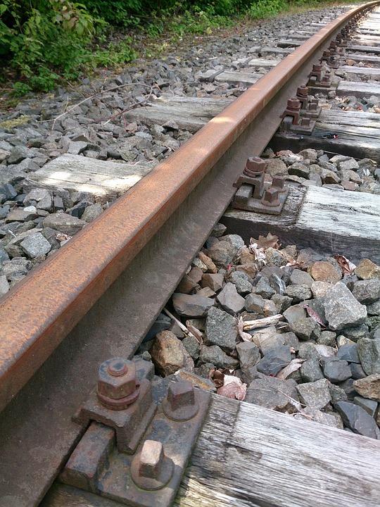 Machines, Train, Track, Railway, Transport