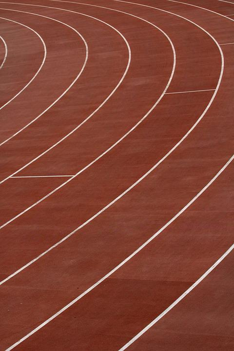 Stadium, Competition, S, Sport, Track, Athletics