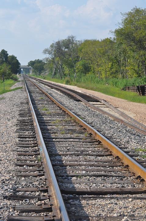 Railroad, Train, Track, Railway, External