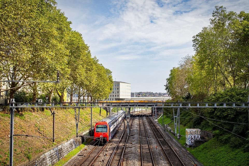 Zurich, Train, Railway, Sbb, Travel, Rail, Track, Ffs