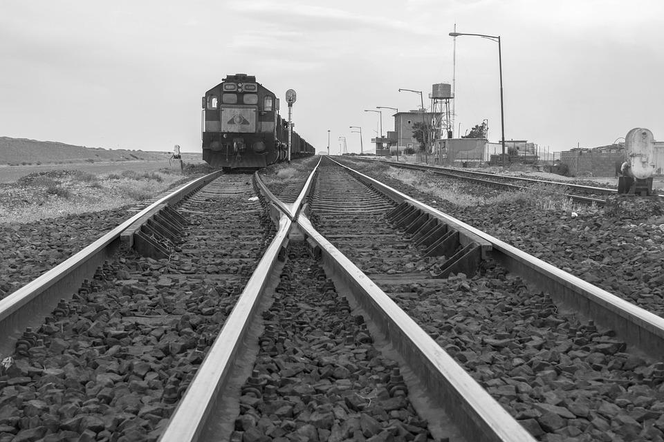 Train, Railroad, Travel, Railway, Tracks, Locomotive