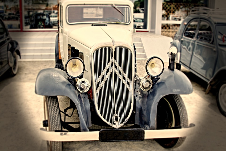 Free photo Traction Old Cars Older Vehicles Old Car - Max Pixel